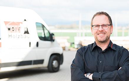 Daniel Stork  Büro / Kaufm. Angestellter Wolf Holzbau Bad Krozingen